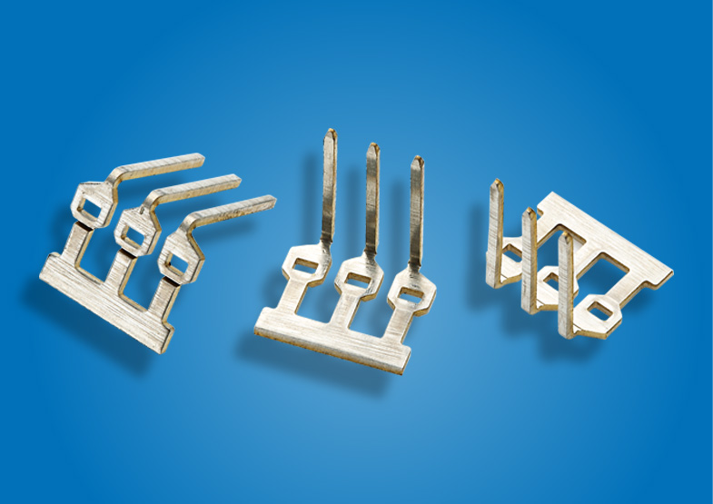 INJECTION & STAMPING PARTS